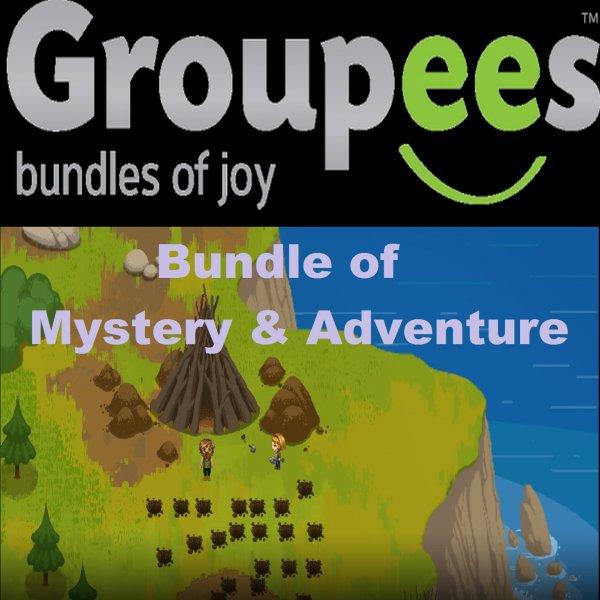 [STEAM] Bundle of Mystery & Adventure @ Groupees