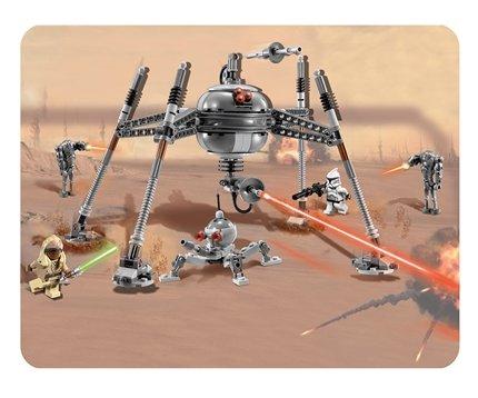 """[ROSSMANN] Star Wars Lego 75049 """"Snowspeeder"""" für 24,30€ // Star Wars Lego 75016 """"Homing Spider Drone"""" für 22,50€"""