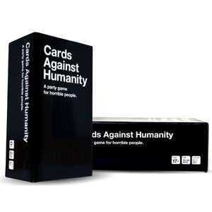 Cards Against Humanity - Alle 6 Erweiterungen 50.12€ inkl. VSK @Amazon