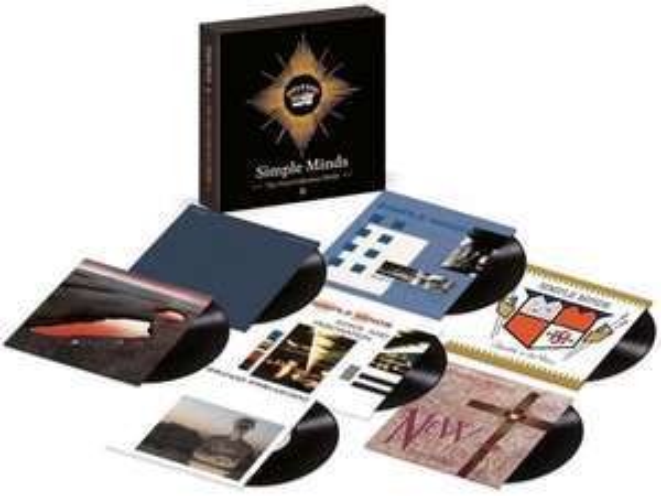 @Amazon IT: Simple Minds - The Vinyl Collection 1979 -1985 - für 90,07€