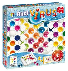 "[ROSSMANN] Jumbo 514060 Smart Games ""Anti Virus"" für 5,00€"