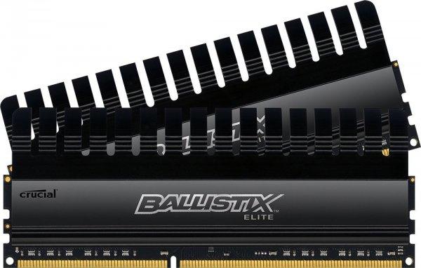 @Amazon IT: Crucial Ballistix Elite RAM Kit 16GB (2x8 GB), DDR3, 2133 MT/s, CL11, 1.65V, PC3-17000, UDIMM 240pin für 71,95€