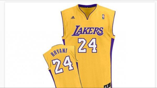Lakers Adidas Kobe Bryant Trikot XL 24,95