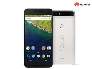 (Ibood) Huawei Google Nexus 6P Smart­pho­ne (5,7 Zoll (14,5 cm) Touch-Dis­play, 64 GB in­ter­ner Spei­cher, An­dro­id 6.0) gra­phit für 505,90€