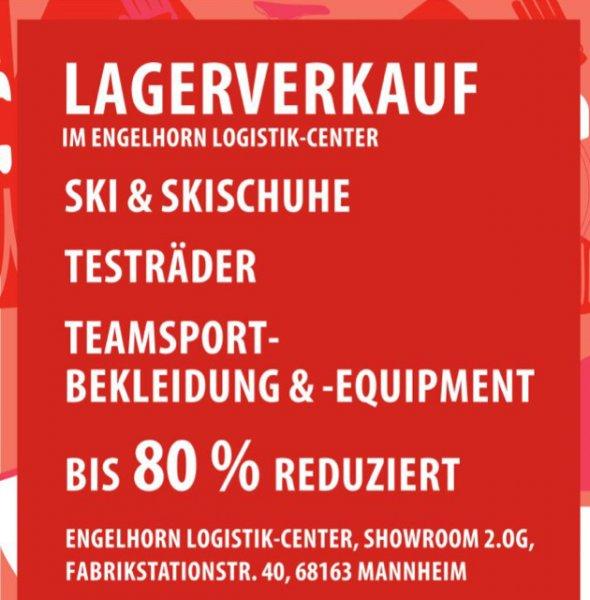 (Lokal Mannheim) Engelhorn Mega-Sale