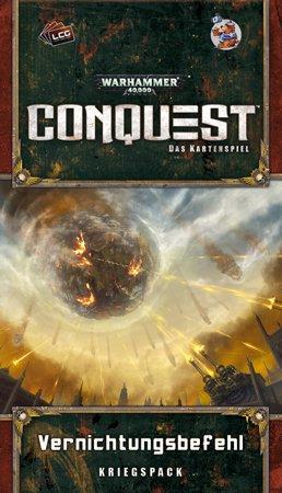 [Spiele-Offensive] Warhammer 40k: Conquest - Vernichtungsbefehl | 37% Ersparnis | Brettspiel | Gesellschaftsspiel