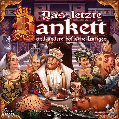 [Spiele-Offensive] Das letzte Bankett | 35% Ersparnis | Brettspiel | Gesellschaftsspiel