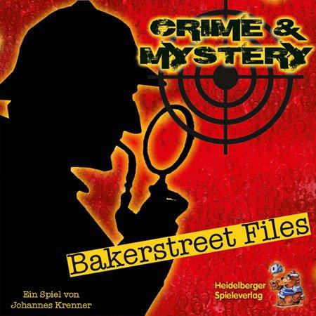 [Spiele-Offensive] Crime & Mystery - Bakerstreet Files   58% Ersparnis   Brettspiel   Gesellschaftsspiel