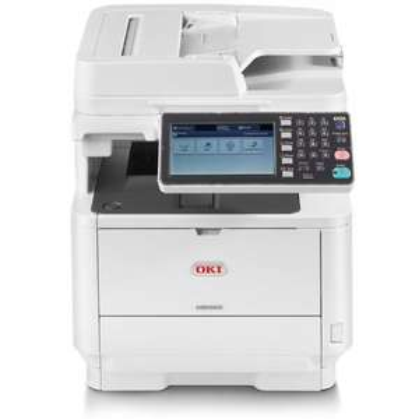 [Amazon.it] OKI MB562dnw Multifunktionsgerät (S/W Laserdrucker, Kopierer, Scanner, Fax, Duplex, Wlan) für 364,36 €