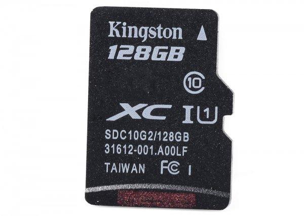 [ Gearbest ] Kingston 128GB Micro SDXC für 42,42 € (statt 82 €) / UPDATE Falsche Recherche