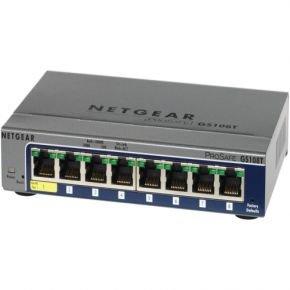 [notebooksbilliger.de] NETGEAR GS108T Gigabit 8-Port ProSafe Smart Switch (1000 Mbit/s, managed, VLAN Support, DSCP) 51,75€