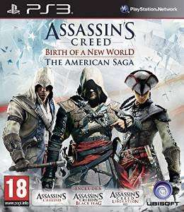 [amazon.co.uk] Assassin's Creed The American Saga Collection [PS3] für 19,48€ inkl. Versand