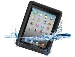 NÜÜD Case LiveProof Schwarz von Belkin iPad 2-4 Schutzhülle Wasserdicht