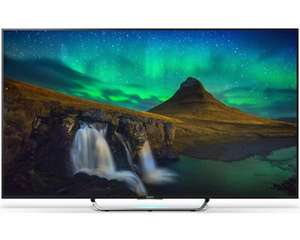 SATURN Gelsenkirchen Buer SONY KD75X8505 CBAEP, 189 cm (75 in), 3D, LED TV, NEU & OVP