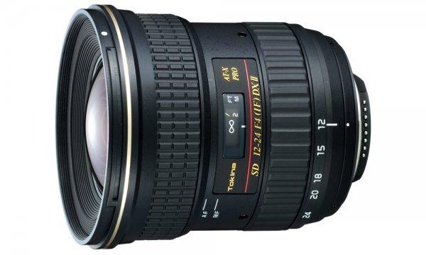 [Amazon.it] Tokina AT-X 124 Pro DX II AF 12-24mm f4.0 (Canon) für 299,62 €