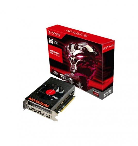 [Amazon WHD] Sapphire Radeon R9 Nano, 4GB HBM [ausverkauft]