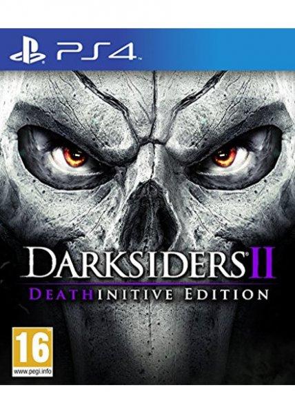 Darksiders 2 - Deathinitive Edition - [PlayStation 4] inkl. Vsk für ~ 18,90 € > [base.com]