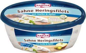 [KAUFLAND DETMOLD] Nadler Dill Heringsfilets in Sahne-Sauce für 0,51€ statt 2,69€!