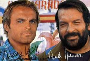 Bud Spencer und Terence Hill @youtube