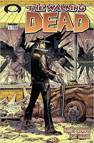 The Walking Dead - 1. Teil des 1. Bandes (Comic, Englisch) @Amazon-Kindle