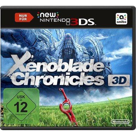 [LOKAL, Medimax Dortmund] Xenoblade Chronicles 3D (New Nintendo 3DS only)
