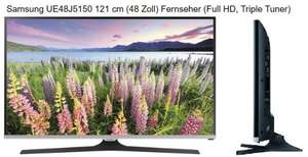 [Marktkauf / Lokal?] Samsung UE48J5150 für eff. 339,99 € / ca. 14% unter idealo Bestpreis (15% Rabatt aus Werbeblatt erforderlich)