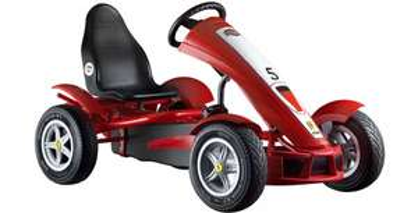 BERG - Ferrari GO Cart FFX Racer; 339,94 €; VSK-frei @coolshop.de