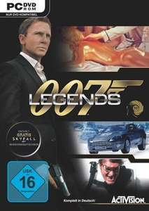 [Lokal Berlin] James Bond 007 Legends für 1,96€ @Gamestop
