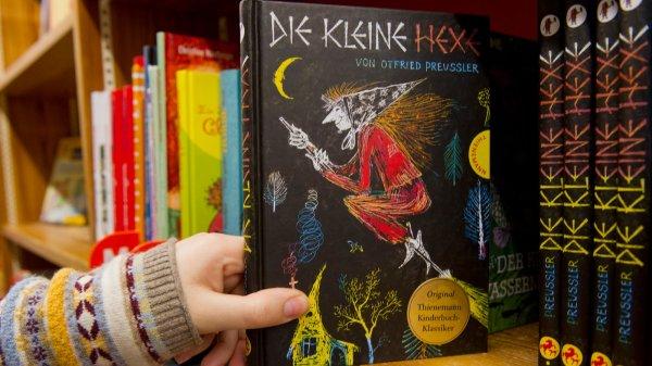WDR - Kostenloser Download Die kleine Hexe von Otfried Preussler