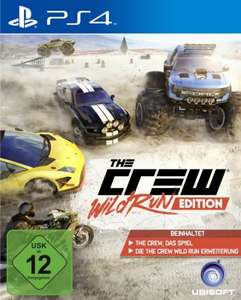 [mediamarkt.de] The Crew - Wild Run Edition [PS4] ab 29,99€ (Abholung) / 31,98€ inkl. Versand