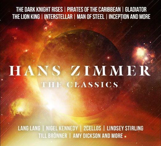 Hans Zimmer - The Classics Vinyl LP, vorbestellbar für 3,85 € [amazon prime]