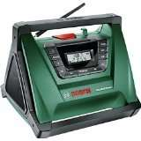 [ amazon.uk ] Bosch Pra Multi-Power Tragbares Radio für 38,96 € (statt 84€ PVG) inkl. Versand