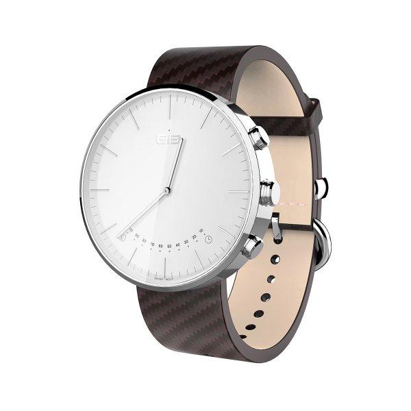 """Elephone W2 Smartwatch (""""analoge"""" SW) [CN] [52,20€/62,12€]"""