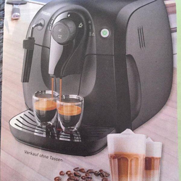 [LOKAL] Philips Kaffeevollautomat