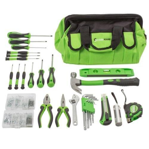 [ ebay WOW ] STARKMANN Greenline Werkzeugtasche Set für 24,99 inkl. Versand (statt 79,99€)
