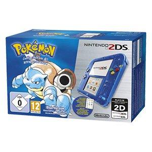 [Real] Nintendo 2DS inkl. Pokemon für 85€