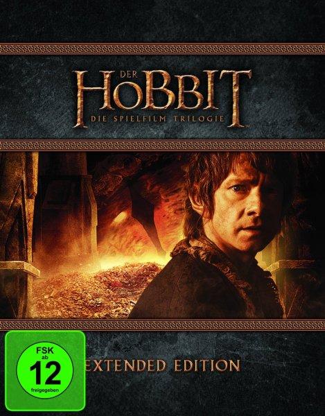 Der Hobbit Trilogie Extended Edition Blu Ray @ Amazon