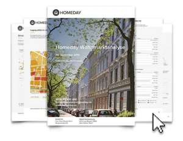 [ Homeday ] Kostenlose Immobilien Bewertung