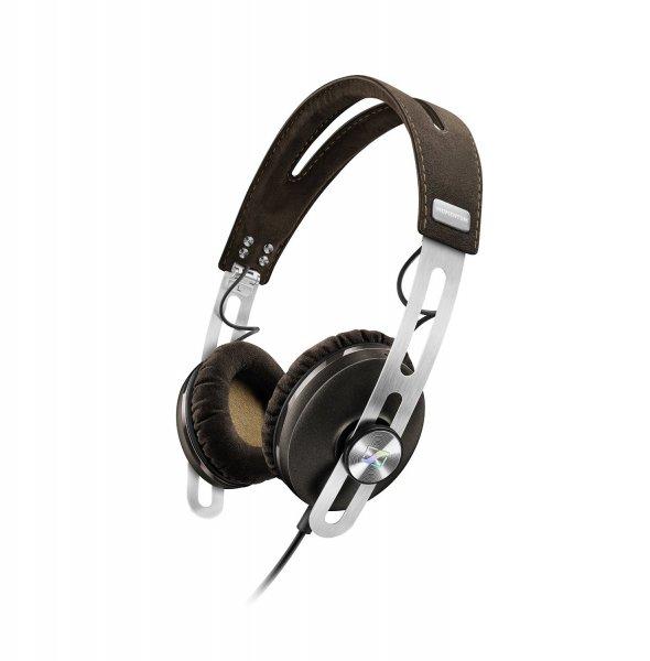 Sennheiser MOMENTUM On-Ear i (M2) - On-Ear-Kopfhörer mit integrierter Fernbedienung und Mikrofon für Apple ( braun ) inkl. VSK für  für 113,97 € > [amazon.fr]