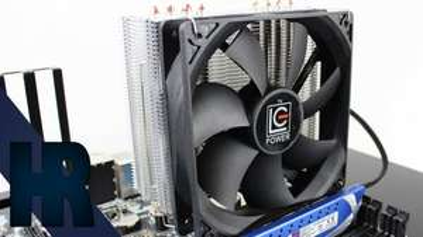 [NBB] LC-Power Cosmo Cool LC-CC-120 CPU-Kühler (120mm) für 12,98€