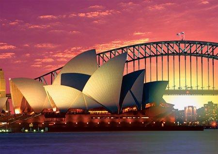 [Puzzle-Offensive] Sydney Oper mit Harbour Bridge | 47% Ersparnis | Puzzle | Ravensburger