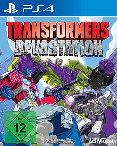 [ebay.de] Transformers Devastation - Playstation 4 - für 17€ inkl. VSK