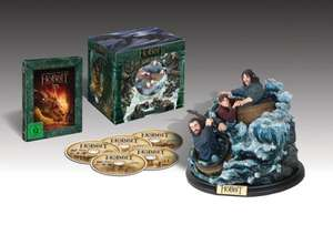 [Amazon] Der Hobbit: Smaugs Einöde Extended Collector's Edition, Blu-ray + Blu-ray 3D