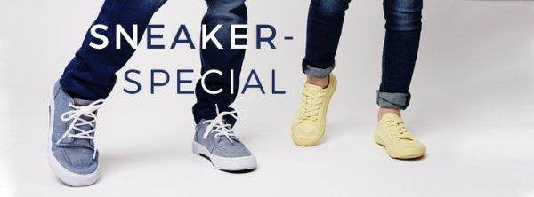 [ aboutyou limited deals ] bis zu 70% Reduzierung auf alle Sneakers (Versand kostenlos)