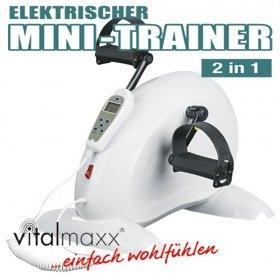 [Rakuten.de] Vitalmaxx Elektrischer Mini-Trainer 2in1 B-Ware für 44,99€ | VGP 60,94€ -> Ersparnis 26%