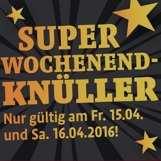 [Kaiser's Berlin] Wochenend-Knüller am 15.04 und 16.04 - z.B. Prinzen Rolle 400g für 0,99€