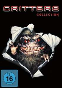 [amazon.de] Critters - komplette Collection 4DVDs