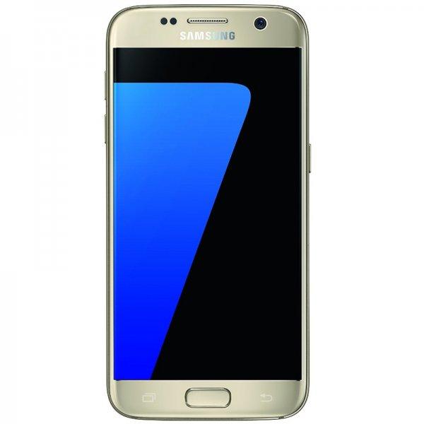 Samsung Galaxy S7 Dual SIM G930FD - 32GB - Gold&Weiß - Unlocked
