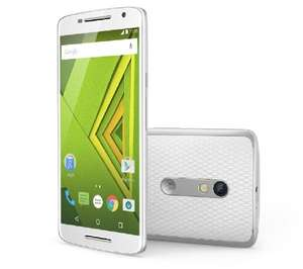 Motorola Moto X Play Dual Sim, in weiß