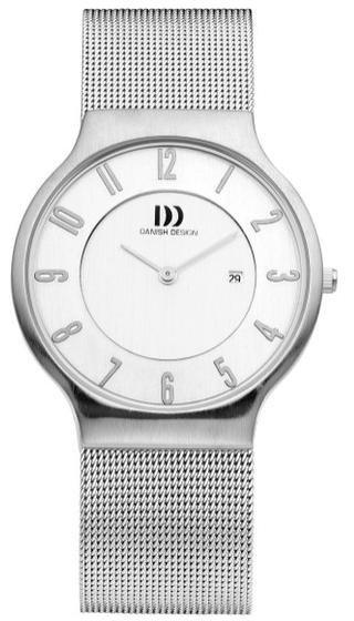 [amazon.de] Danish Design IQ69Q732 Damen/Herren Edelstahluhr mit Milanaise Armband für 30,49€ incl.Versand!